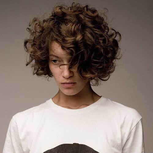 50 Ravishing Short Curly Hairstyles | Hair Motive Hair Motive