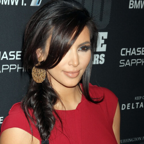 Rock Those Side Swept Bangs Do It In Style 50 Ideas Hair Motive Hair Motive