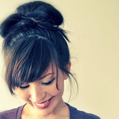 Rock Those Side Swept Bangs Amp Do It In Style 50 Ideas