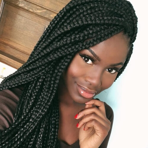 styles of braided hair 50 fabulous braid styles you will adore hair motive hair 3253 | Box Braid Hairstyles