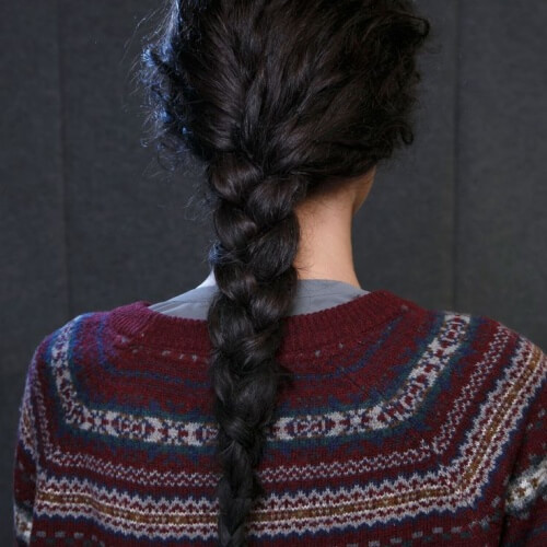 Classic 3-Strand Easy Braid Hairstyles