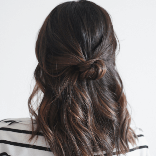 Easy Hairstyles for Shoulder Length Hair