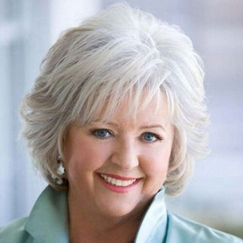 Over 50 Hairstyles page boy haircut for women over 50 bob hairstyle for women over 50 Flattering Hairstyles For Overweight Women Over 50