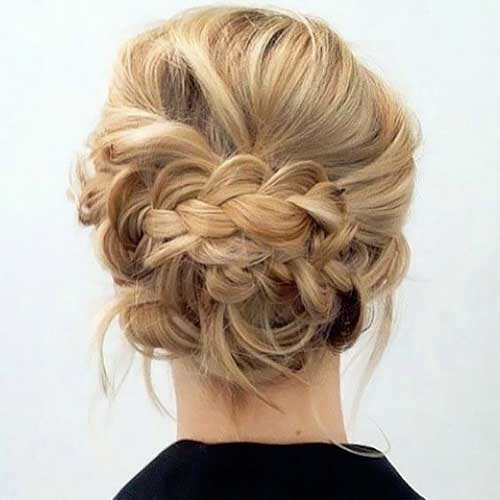 hair up styles 50 terrific shoulder length hairstyles hair motive hair 4889