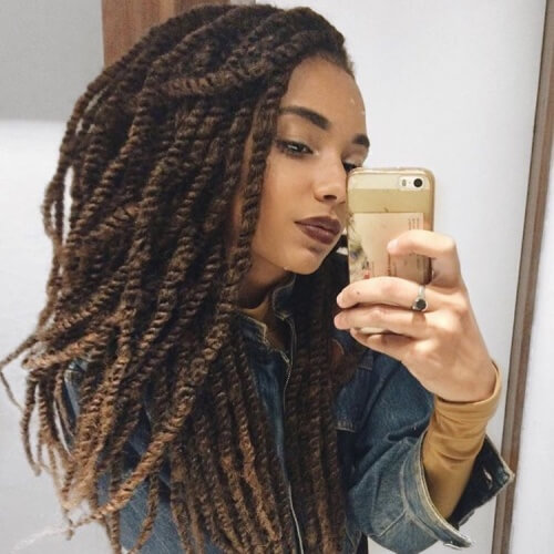 Marley Twists Braid Styles