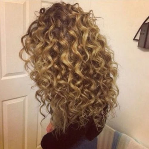 Perm Hairstyles