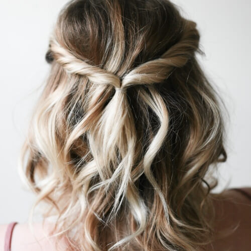 Quick Hairstyles for Shoulder Length Hair