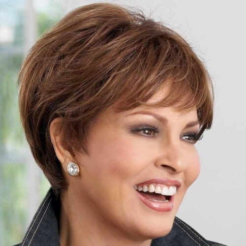 Over 50 Hairstyles stacked bob for women over 50 Short Hairstyles For Women Over 50
