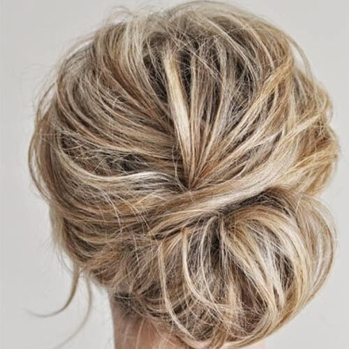 Side Chignon Hairstyles