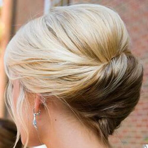 Two Tone Updos