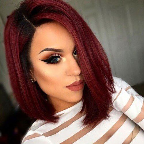 Spice Up Your Life With These 50 Red Hair Color Ideas Hair Motive Hair Motive