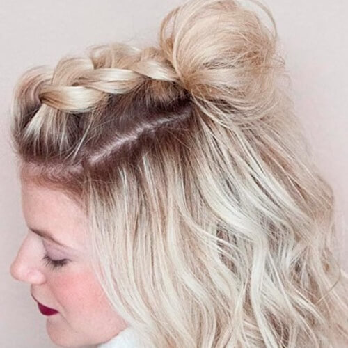 Homecoming Hairstyles With Braids Www Pixshark Com