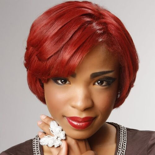 50 Radiant Weave Hairstyles Anyone Can Try Hair Motive