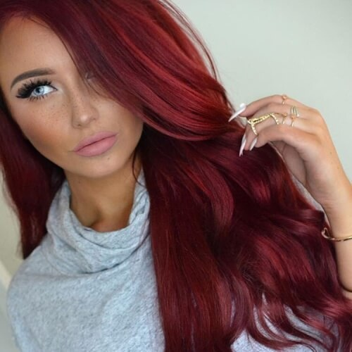 50 Spicy Red Hair Color Ideas Hair Motive Hair Motive