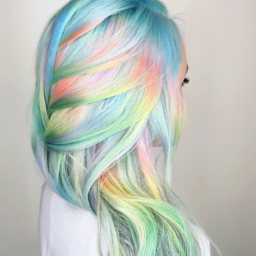 Opal Mermaid Hair