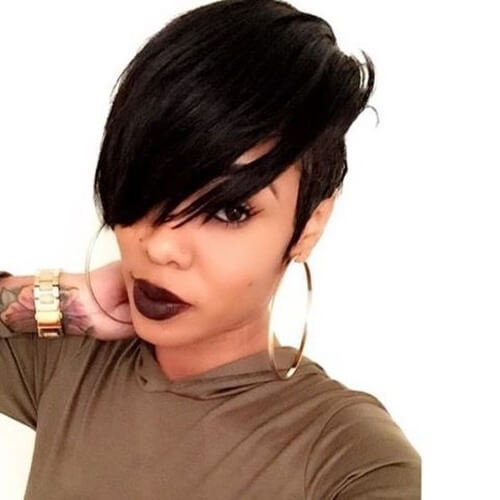 Pixie Haircut Weave Hairstyles
