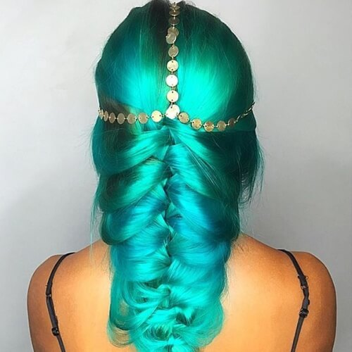 Sea Princess Hairstyle