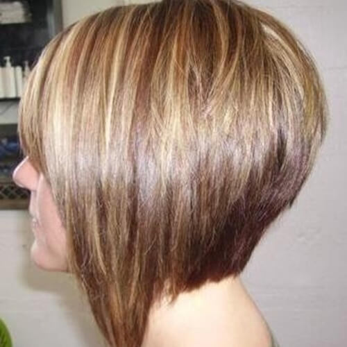 Stacked Asymmetrical Bob