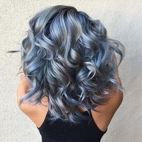 Steel Mermaid Hair