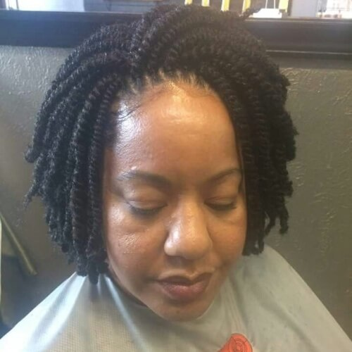 Kinky Twists for Mature Women