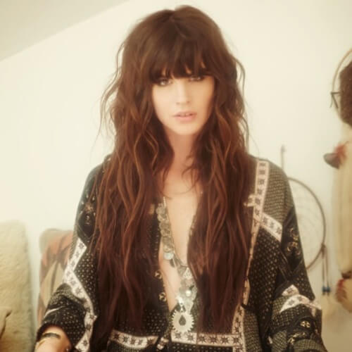 50 extraordinary ways to rock long hair with bangs hair