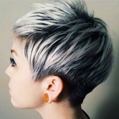 Pixie Balayage Hairstyles