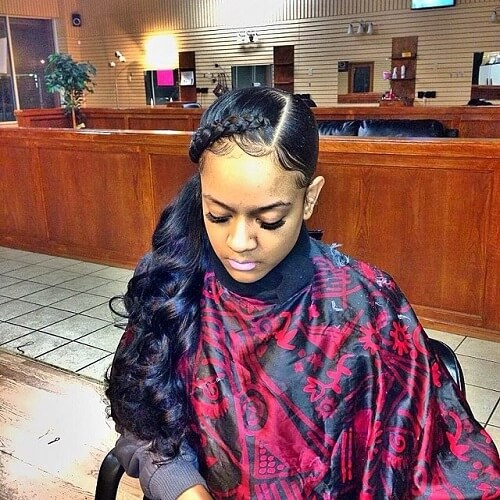 50 Pretty Ways To Wear Sew In Hairstyles Hair Motive Hair