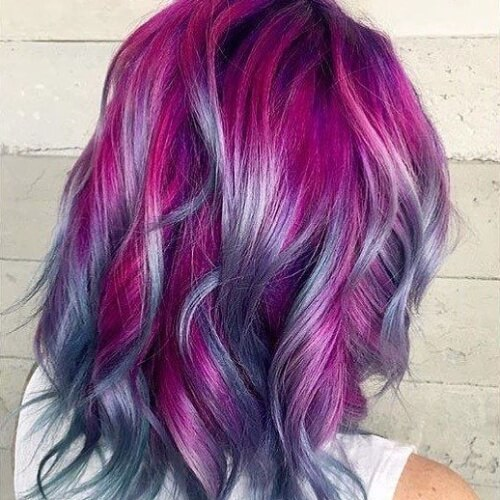 50 super cool blue ombre hair styles hair motive hair motive