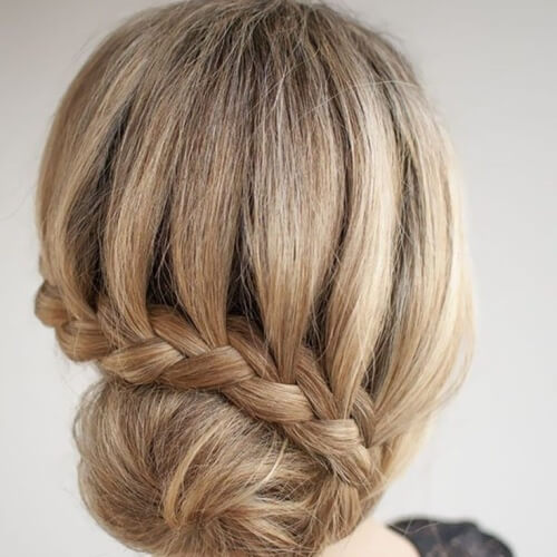 Waterfall Bun