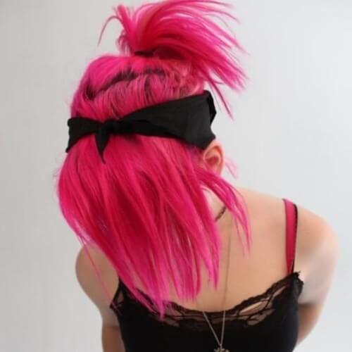 50 Cool Ways To Rock Scene Amp Emo Hairstyles For Girls