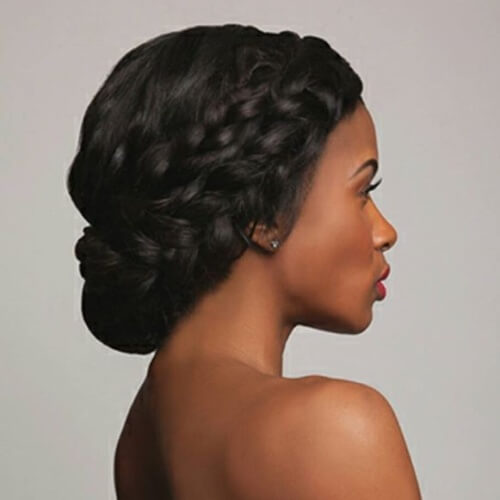 Black Bridesmaid Hairstyles
