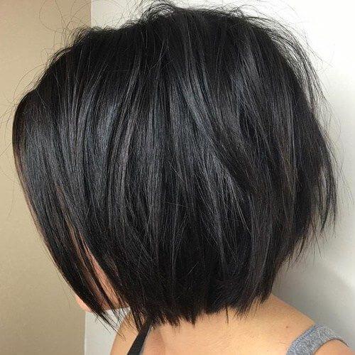 Blunt Hairstyles
