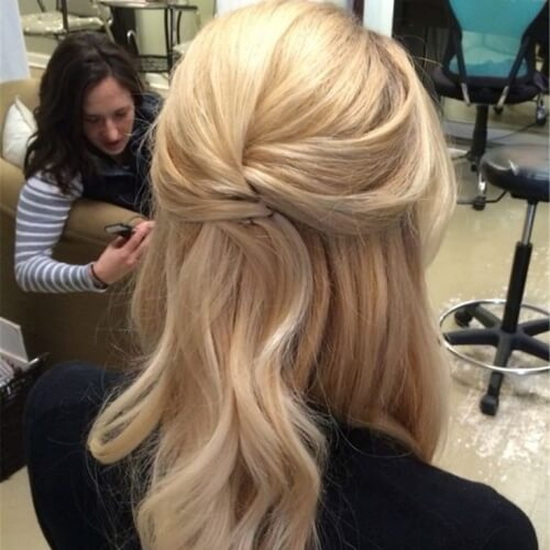 50 Delicate Bridesmaid Hairstyles Hair Motive Hair Motive