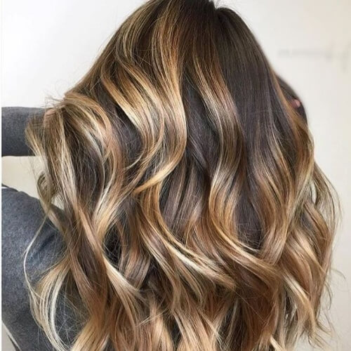 50 fab highlights for dark brown hair hair motive hair motive caramel highlights for dark brown hair pmusecretfo Choice Image
