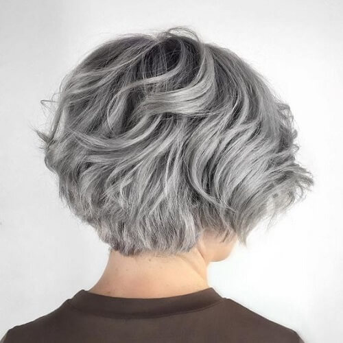 Shoulder Length Thick Hair Short Layered Haircuts 46