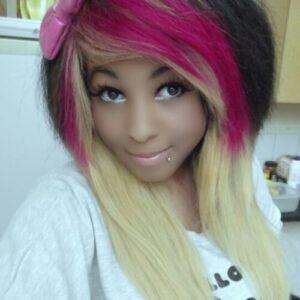 Emo Hairstyles for Black Girls   Hair Motive Hair Motive