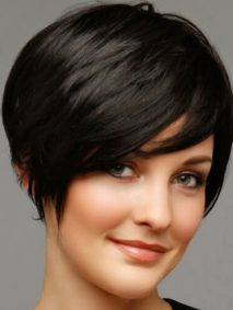 Pixie Short Haircuts for Women with Round Faces