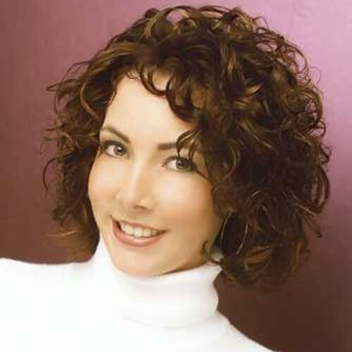 Professional Short Haircuts for Curly Thick Hair