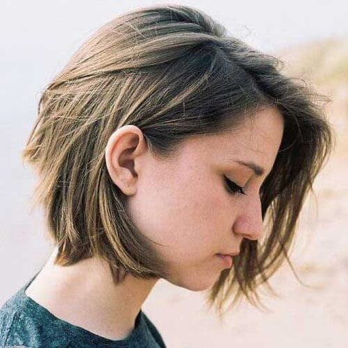 short bob haircuts for thick hair 55 alluring haircuts for thick hair hair motive 1180 | Short Bob Haircuts for Thick Hair