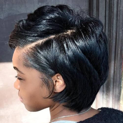 50 Remarkable Short Haircuts for Round Faces