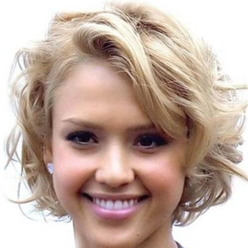 50 Perfect Short Haircuts For Round Faces Hair Motive Hair