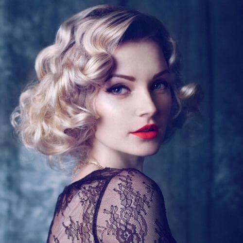 Soft Retro Hairstyles