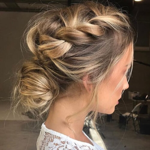 Summer Bridesmaid Hairstyles