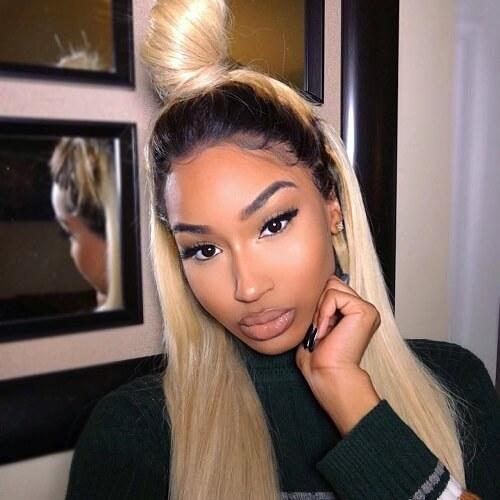 Blonde Weave Hairstyles