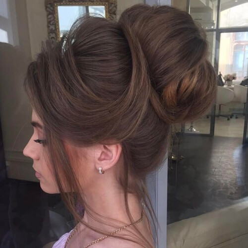 Easy Wedding Updos