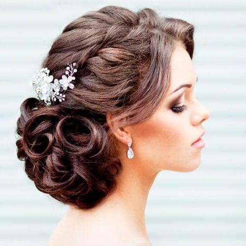 Elaborate Hairstyles
