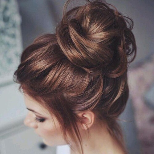 Enjoyable 50 Updo Hairstyles For Weddings And The Perfect I Do Hair Schematic Wiring Diagrams Amerangerunnerswayorg