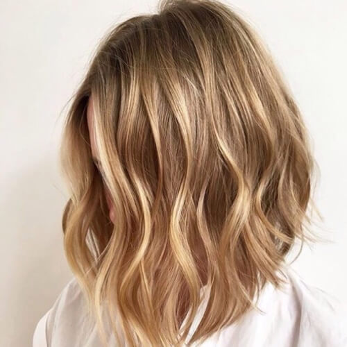 Honey Blonde Hairstyles