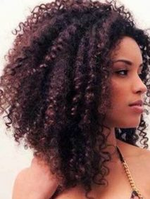 Natural Bob Hairstyles for Black Women