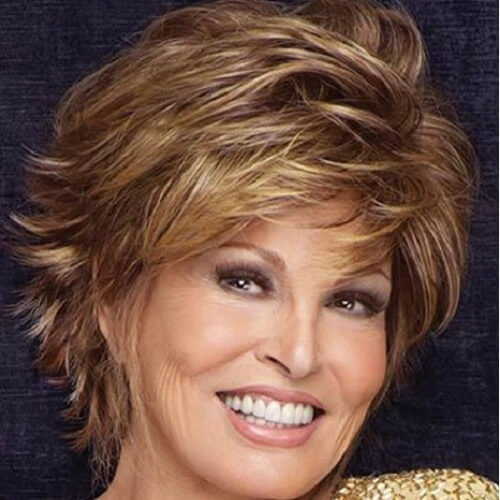 Shag Haircuts for Older Women